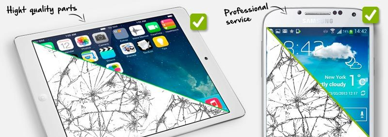 iPad Samsung Repairs